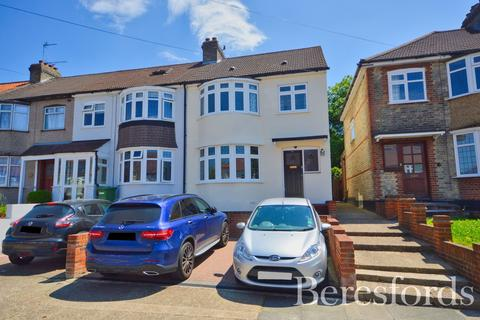 3 bedroom end of terrace house for sale - Seymer Road, Romford, Essex, RM1