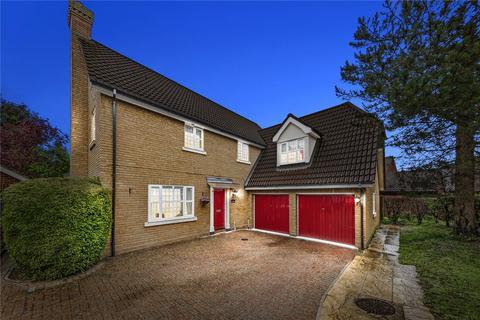 4 bedroom detached house for sale - Hanlee Brook, Great Baddow, Chelmsford, CM2