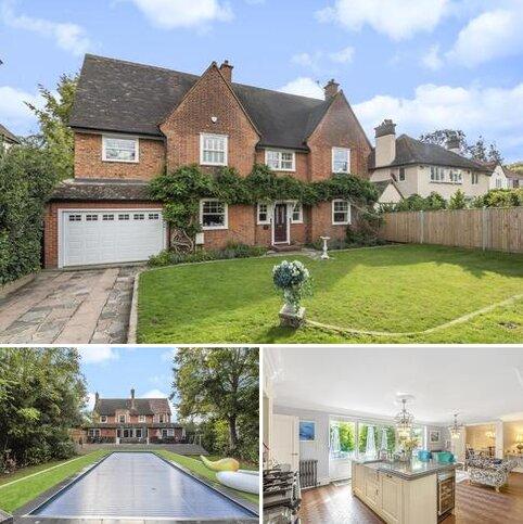 5 bedroom detached house for sale - Manor Way, Beckenham