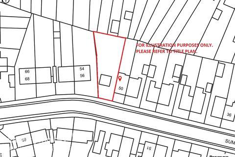 Land for sale - Summerville Road, Stoke-on-Trent
