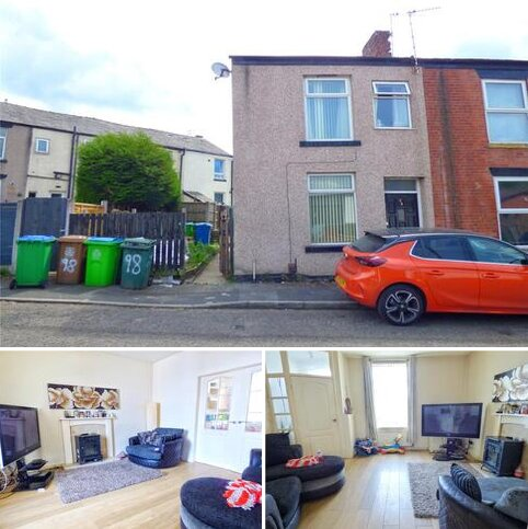 3 bedroom end of terrace house for sale - Shadwell Street East, Heywood, OL10