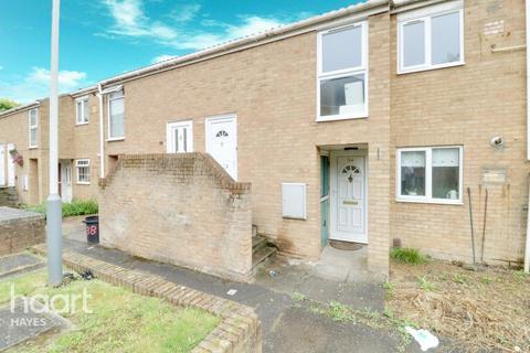 1 bedroom maisonette for sale - Gainsborough Road, Hayes