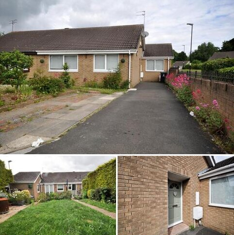 2 bedroom bungalow for sale - Maclynn Close, Doxford Park