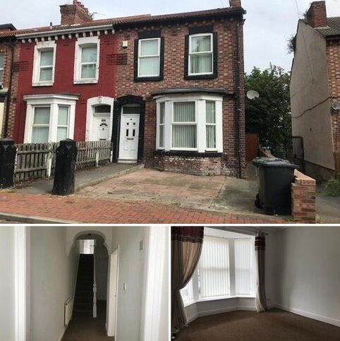 3 bedroom end of terrace house to rent - The Woodlands, Birkenhead CH41