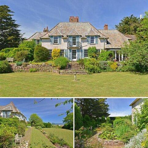 7 bedroom detached house for sale - Cricket Field Lane, Budleigh Salterton, Devon, EX9