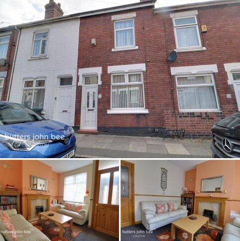 2 bedroom terraced house for sale - Rothesay Road, Stoke-On-Trent