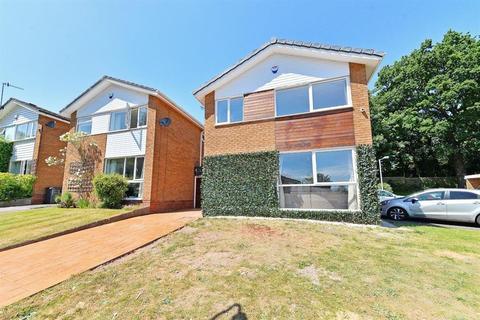 4 bedroom semi-detached house for sale - Greville Drive, Edgbaston, Birmingham, B15 2UU
