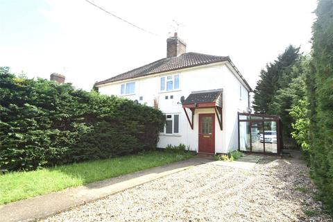 3 bedroom semi-detached house to rent - The Street, Beck Row, Bury St. Edmunds, Suffolk, IP28