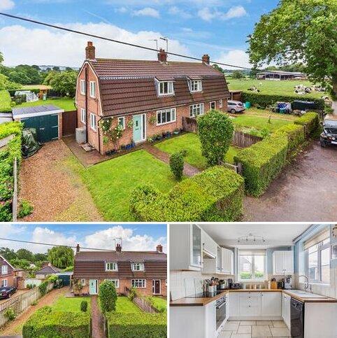 4 bedroom semi-detached house for sale - Dwelly Lane, Edenbridge, TN8