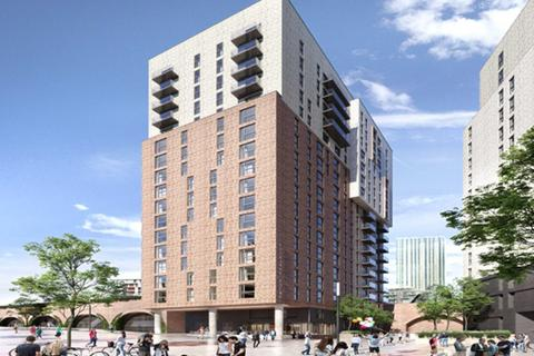2 bedroom apartment for sale - Embankment West, Manchester, M3