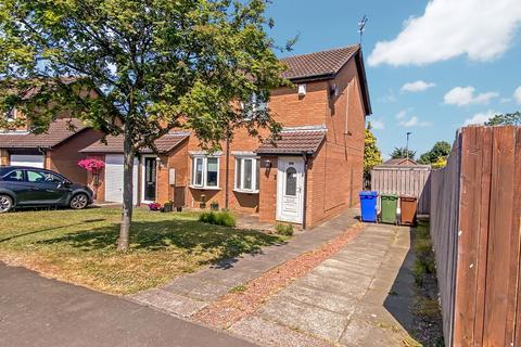 2 bedroom semi-detached house for sale - Ilford Avenue, Cramlington, Northumberland, NE23 3LE