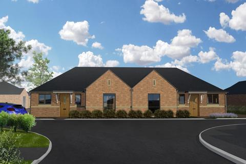 2 bedroom semi-detached bungalow for sale - Lavender Fields, Barmby Moor, York, YO42 4AF