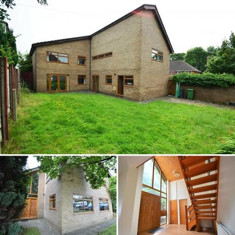 5 bedroom detached house to rent - Llanishen, Cardiff, Cardiff, CF14
