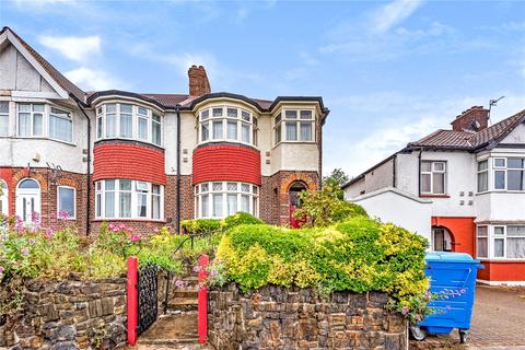 3 bedroom end of terrace house for sale - North Circular Road, Palmers Green, London, N13