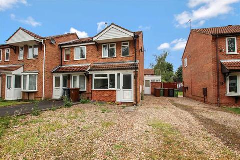 2 bedroom semi-detached house for sale - Elsham Close, Lincoln