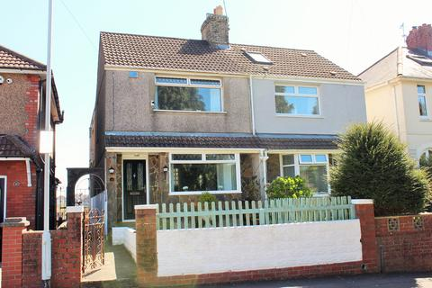 3 bedroom semi-detached house for sale - Prospect Place, Sketty, Swansea, SA2