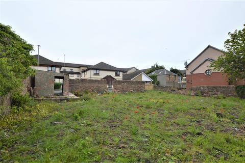 Plot for sale - Plot of Land Kilmahew Street, ARDROSSAN, KA22 8HF