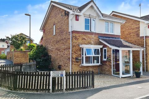 3 bedroom detached house for sale - Primrose Close, Littlehampton