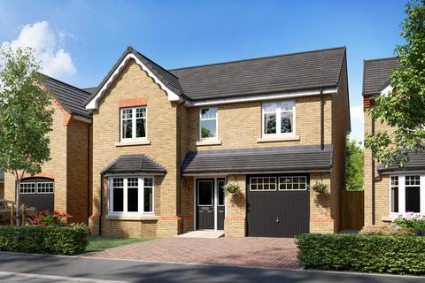4 bedroom detached house for sale - Plot 19 - The Tonbridge, Plot 19 - The Tonbridge at The Hawthornes, Station Road, Carlton, North Yorkshire DN14