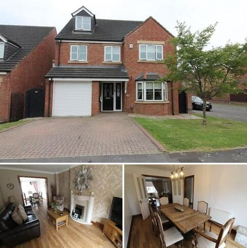 6 bedroom detached house for sale - The Beeches, Middleton St. George, Darlington