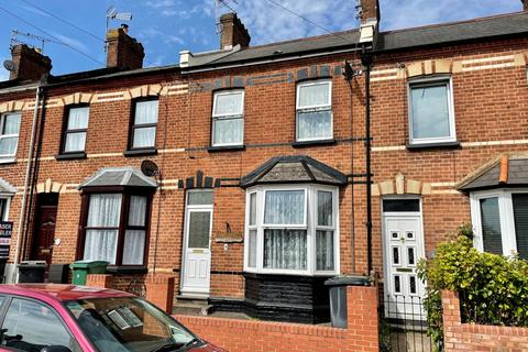 3 bedroom terraced house for sale - Fortescue Road, St Thomas, EX2