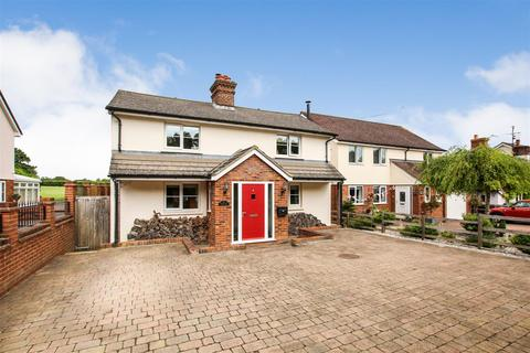 4 bedroom detached house for sale - Bishopstone Road, Stone, Aylesbury