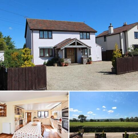4 bedroom detached house for sale - 4 bedroom detached house in a rural location