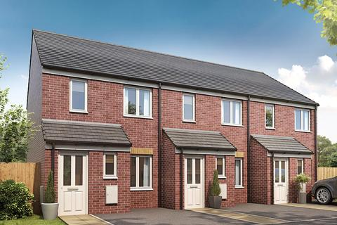 2 bedroom terraced house for sale - Plot 5, The Alnwick at Samford Gardens, Little Tufts IP9