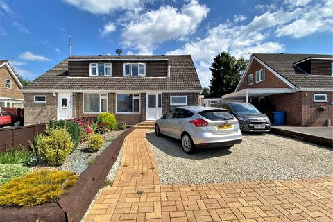 5 bedroom semi-detached house for sale - Verity Crescent, Canford Heath, Poole, Dorset