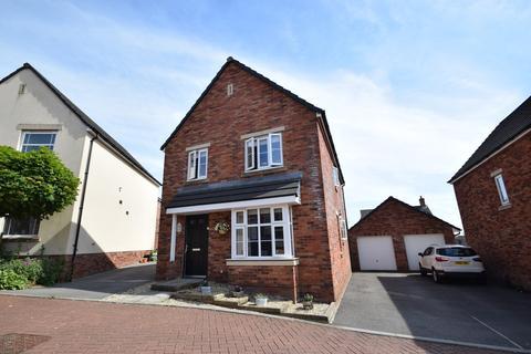 4 bedroom detached house for sale - 9 Lon Yr Helyg, Coity, Bridgend, Bridgend County Borough, CF35 6DD
