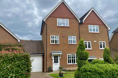 4 bedroom house for sale - Weavers Mead, Bolnore Village, Haywards Heath, RH16