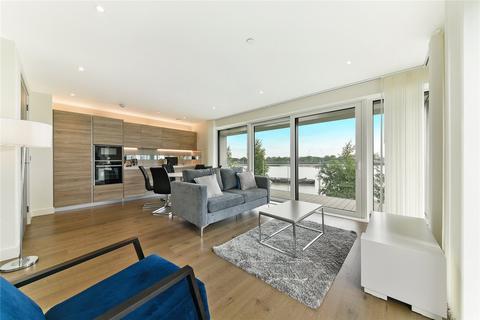 3 bedroom apartment for sale - Hampton Apartments, Duke of Wellington Avenue, Woolwich, London, SE18