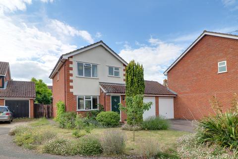 3 bedroom detached house for sale - David Bull Way, Milton