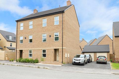 4 bedroom semi-detached house for sale - Comley Crescent, Chesterfield