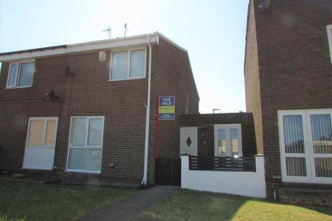 2 bedroom terraced house for sale - MARLBOROUGH, SEAHAM, Seaham District, SR7 7SA