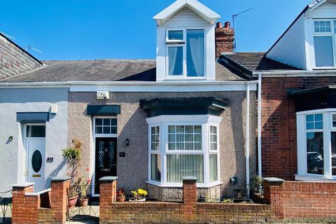 2 bedroom terraced house for sale - HAWARDEN CRESCENT, HIGH BARNES, Sunderland South, SR4 7NL