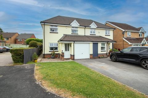 3 bedroom semi-detached house for sale - Maes Y Crofft, Morganstown