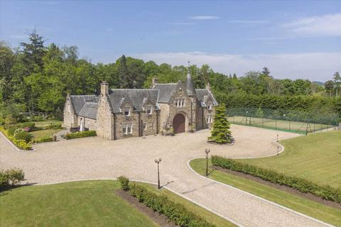 6 bedroom detached house for sale - The Coachmans House, Dollarbeg, Dollar FK14 7LZ