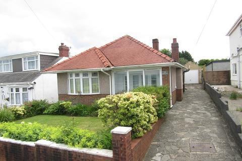2 bedroom detached bungalow for sale - Mynydd Garnllwyd Road, Morriston, Swansea, City And County of Swansea.