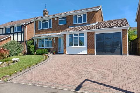 4 bedroom detached house for sale - Thames Drive, Biddulph, Stoke-on-Trent