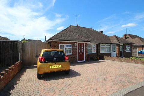 2 bedroom semi-detached bungalow for sale - Stone Close, Worthing BN13 2AU