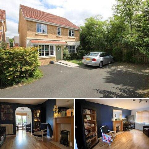 4 bedroom detached house for sale - Chapel Drive, Delves Lane, Consett, DH8