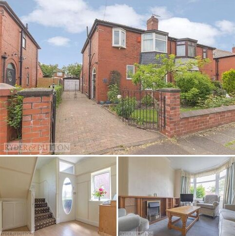 3 bedroom semi-detached house for sale - St. Georges Square, Chadderton, Oldham, OL9