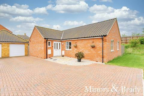 3 bedroom detached bungalow for sale - Gray Close, Brundall