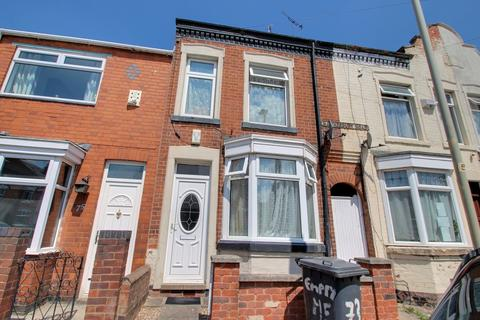2 bedroom terraced house to rent - Hawkesbury Road, Leicester