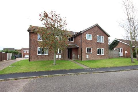 1 bedroom ground floor flat for sale - Hadfield Road, North Walsham