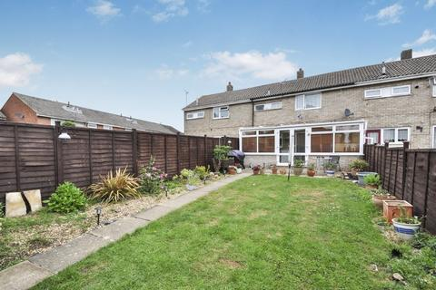 3 bedroom terraced house for sale - Bernard Close, Huntingdon