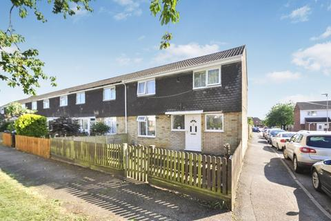 3 bedroom end of terrace house for sale - Coldhams Crescent, Huntingdon