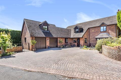 4 bedroom detached house for sale - Queens Gardens, Magor, Monmouthshire, NP26