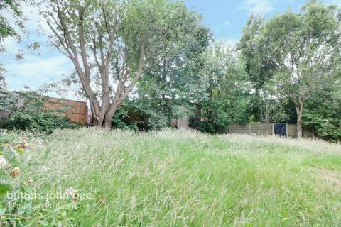 Land for sale - Hartshill Road, Newcastle